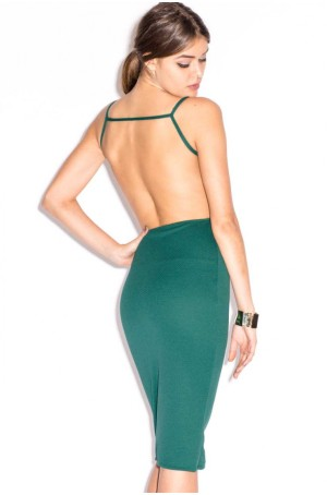 oh-my-love_womens_fashion_bottle-green-backless-midi-dress_oml2548_4